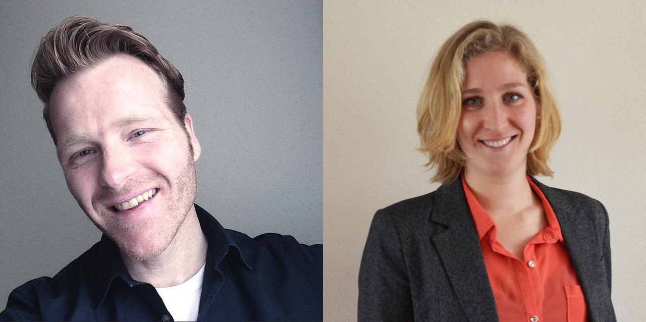 Sophie Pijnaker en Jurgen Vermaire